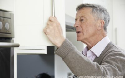 Keeping Seniors Safe:  Dementia Proofing Your Home