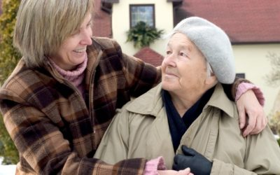Take the Pressure Off with Senior Care