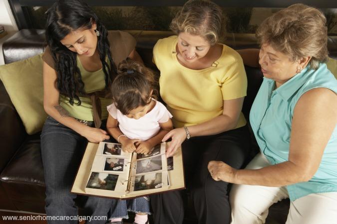 Preserving Memories with Seniors