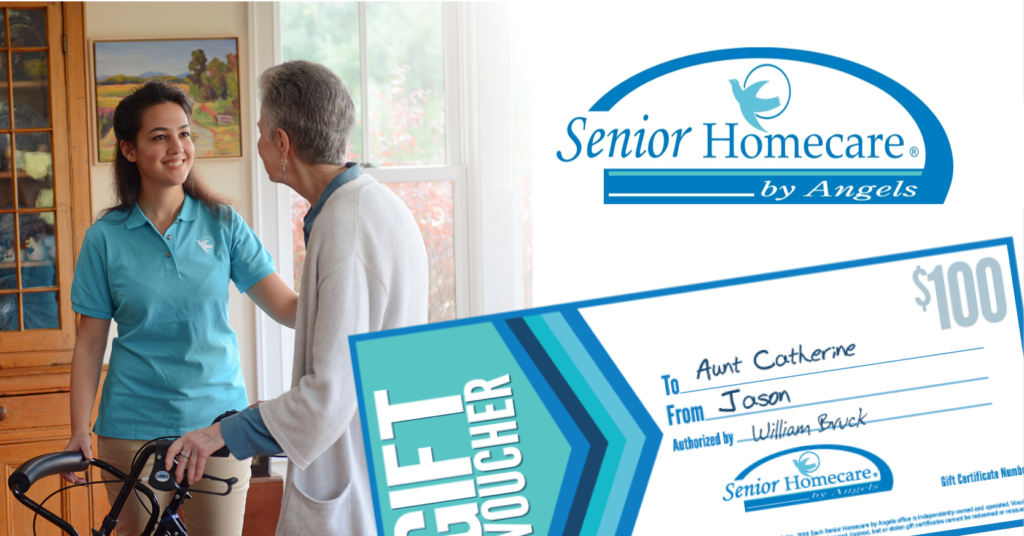 Senior Homecare by Angels Gift Certificate